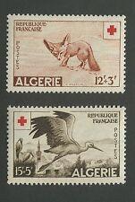 ALGERIA (SEMI-POSTAL) #B88 & #B89 MINT SET