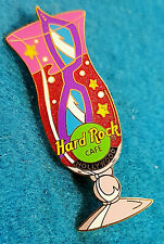 New listing Hollywood Hurricane Series Movie Diva Purple Glasses Stars Hard Rock Cafe Pin Le