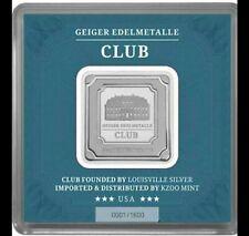 3 × Geiger Club Bars