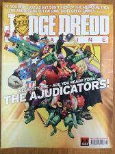 Judge Dredd Megazine Issue 323 22/05/12 Harry Kipling (Deceased) Mini-trade