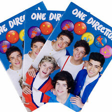 1D One Direction A4 Notebook Exercise Book 3 Pack