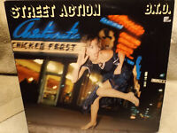 BACHMAN TURNER OVERDRIVE / STREET ACTION / VG++ CONDITION