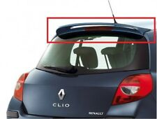 RENAULT CLIO 3 MK3 SPOILER ROOF POSTERIORE NEW