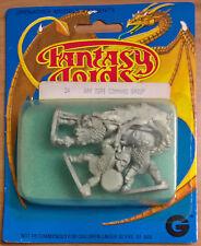 Grenadier Fantasy Lords - 24 War Ogre Command Group (Sealed, Near Mint)