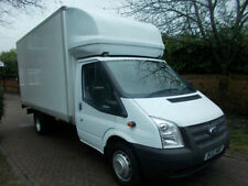 Commercial Vans & Pickups with Tail Lift and Alarm