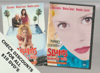 SLUMS OF BEVERLY HILLS DVD Horror Movie LIKE NEW WITH INSERTS MARISA TOMEI