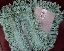 Rubbermaid Commercial L15300gr00 Cut End Disposable Dust Mop Blend 24 Green