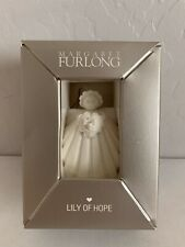 Margaret Furlong Lilly Of Hope 2001 Ornament