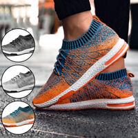 Hombre' Deportivo Zapatillas Deportes Al Aire Libre Atletismo Zapatos de diario