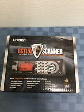 Uniden BCT15X Trunk Tracker III Scanner