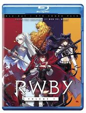BLU-RAY RWBY: Volume 4 (Blu-Ray/DVD) Brand New!!- Fast shipping!!!
