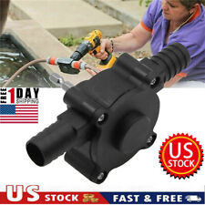Hand Electric Drill Drive Self Priming Pump Home Oil Fluid Water Transfer Pumps
