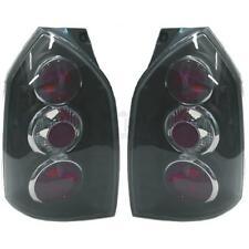 Rückleuchten Set (links & rechts) für Hyundai Tucson 04- Klarglas schwarz
