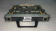Cisco PA-VXC-2TE1 Digital Voice Port adapter VXC-2T1/E1 VoIP IP Router module