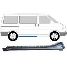 Volkswagen Transporter T4 1990-2003 Innen Schweller Reparaturblech / Schiebetür