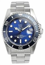 HYAKUICHI 101 Men's Automatic 20BAR Diver's CITIZEN Movement Deep Blue Watch