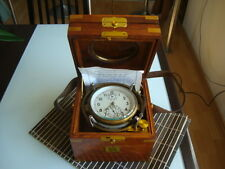 Russian air chronometer with lever escapement  KIROVA #2194