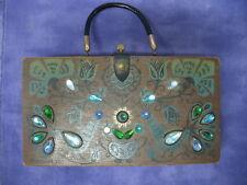 Vintage 1963 Collins Box Bag Pavan II