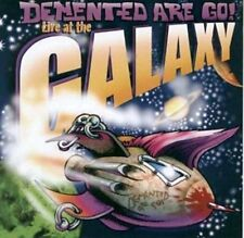 DEMENTED ARE GO Live at the Galaxy CD (2003 Crazy love)