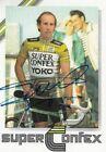 LUDO PEETERS AUTOGRAPHE Superconfex cyclisme ciclismo SIGNATURE Cycling radsport