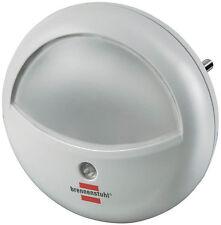 LED-Orientation Light OL 02r With Twilight Sensor Round Brennenstuhl only 0,85w