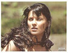 Xena  close-up - 8.5x11 photo litho photograph lithograph