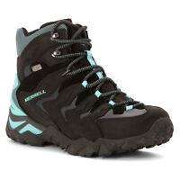 Merrell Women's Chameleon Shift Mid Waterproof Hiking Shoe Sneaker Boot Sz 7.5,9
