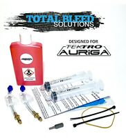 * TBS Brakes Bleed Kit for Tektro Auriga With 100ml Shimano SM-DB-OIL *
