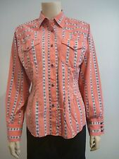 REPLAY DONNA Patterned Shirt Ladies Size M NWT NEW Casual Wear