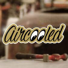 Aircooled Moon Pegatina Sticker autocollant Cox escarabajo trike autobús tiesto Bug