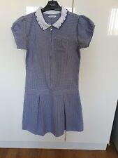 2 x Girls Marks & Spencer School Dress Age 12 - 13 Years