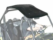 SuperATV Heavy Duty Plastic Roof for Polaris RZR 800 / 800 S (2008-2014)