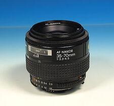 Nikon AF Nikkor 35-70mm/3.3-4.5 Objektiv lens objectif für Nikon AF - (90385)