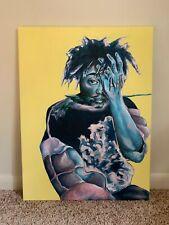 New Listingoriginal hand-painted acrylic painting on canvas