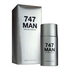 747 MAN By Sandora For Men Eau De Parfum 3.4 oz Perfume Fragrances MADE IN USA