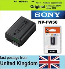 Genuine Original SONY NP-FW50 Battery Alpha ILCE- 5000 A5000 A5100 A3000 A6000