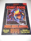 Wizard Comic Book Price Guide Annual 1995 1st Edition