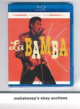 La Bamba (Twilight Time) SOLD OUT Ltd Ed 3,000 OOP Blu-Ray SEALED!