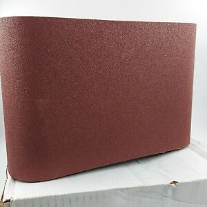 "NIB Norton 223097 Neon Sanding Belts 7-7/8"" x 29-1/2"" Grit P60 10 Resin Cloth"