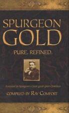 Gold Ser.: Spurgeon Gold (2005, Perfect / Hardcover)