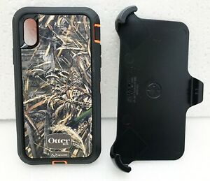 OtterBox Defender Carrying Case (Holster) Apple iPhone XR Smartphone - Realtree