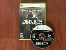 Call of Duty 4: Modern Warfare - Game of the Year Edition - Xbox 360 Game