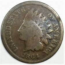 1864-L Indian Head Penny Beautiful Coin Rare Date