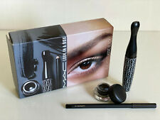 NEW MAC LOOK IN A BOX CLASSIC BLACK EYE KIT: MASCARA / EYE LINER GEL / KOHL $54