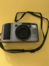 Minolta Freedom Zoom 140EX 35mm Point and Shoot Camera needs battery Untested