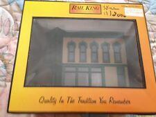 Mth O Scale Railking Jewelry Store Corner Building 30-9035 Model -Rare