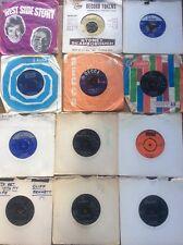 Collection 12 1960s Vinyl Singles Beach Boys Merseybeats Small Faces Chiffons