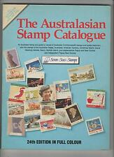 THE AUSTRALASIAN STAMP CATALOGUE