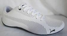 Puma Drift Cat 5 Ultra White Men  Walking  Shoes 10
