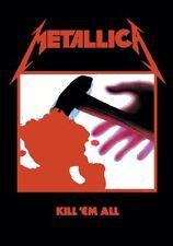 BANDERA Metallica Kill'Em All 500194#